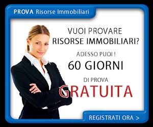 Prova gratuita RisorseImmobiliari.it