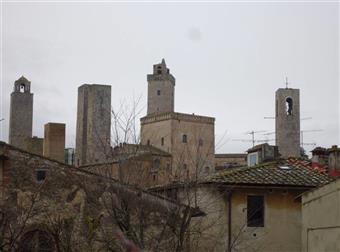 Palazzo, San Gimignano