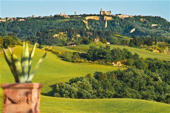 Azienda agricola, Volterra, ristrutturata