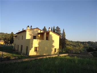 Terratetto, Certaldo, in nuova costruzione