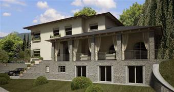 Villa, Baveno, ristrutturata