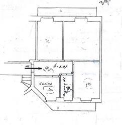 Quadrilocale in Via Sermide 6, Appio Latino, Appia Nuova, Appio Pignatelli, Capan, Roma