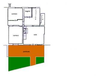 Appartamento indipendente in Via Poggio Alla Farnia, Valtriano, Fauglia
