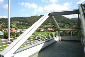 Attico, Valtesse, Bergamo, in nuova costruzione