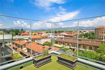 Attico, Grumellina, Bergamo, in nuova costruzione