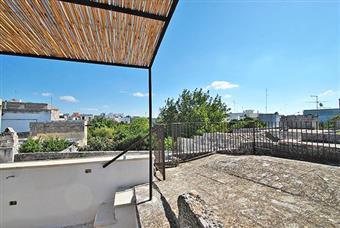 Casa singola, Muro Leccese, ristrutturata
