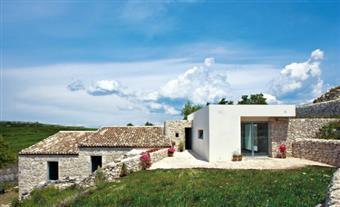 Villa, Centro, Ragusa, ristrutturata