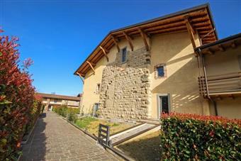 Casa singola, Longuelo, Bergamo, ristrutturata