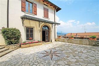Villa, Colli Di Bergamo, Bergamo, ristrutturata