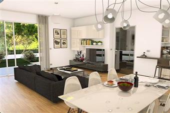 Appartamento indipendente, Valtesse, Bergamo, ristrutturato