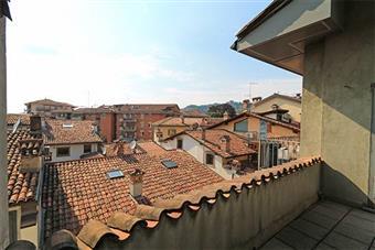 Attico, Centrale, Bergamo, ristrutturato