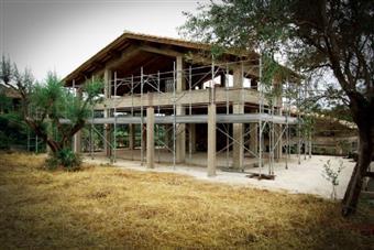 Villa, Anguillara Sabazia, in nuova costruzione