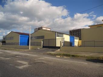 Capannone industriale in San Gregorio Zona Industriale, Reggio Calabria