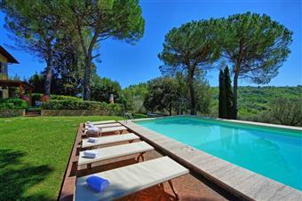 Villa, Bagnano, Certaldo, in ottime condizioni