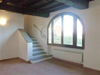 Rustico casale, Monteloro, Pontassieve, ristrutturato