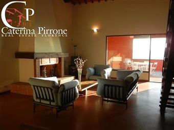 Villa, Panzano In Chianti, Greve In Chianti, abitabile