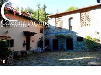 Colonica, Uzzano, Greve In Chianti, abitabile