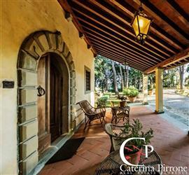 Villa, Mercatale, San Casciano In Val Di Pesa, da ristrutturare