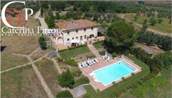 Villa, Collemontanino, Casciana Terme, in ottime condizioni