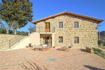 Villa, Fiano, Certaldo, in ottime condizioni