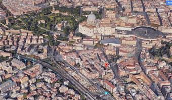 Quadrilocale, Aurelio,gregorio Vii,ubaldi,san Pietro, Roma, da ristrutturare