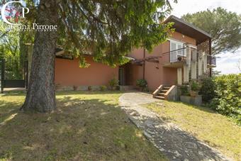 Villa, Caldine, Fiesole, abitabile