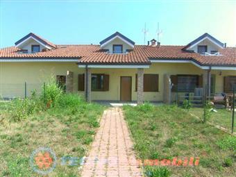 Villa a schiera, Tedeschi, Leini, in nuova costruzione