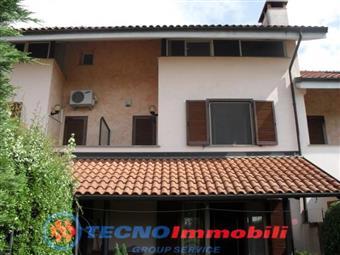 Villa a schiera, San Francesco Al Campo, abitabile