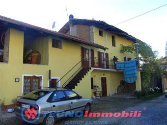 Casa semi indipendente, Barbania, abitabile
