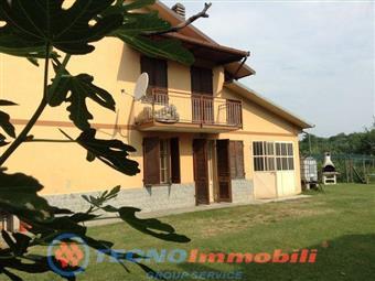 Casa semi indipendente, San Francesco Al Campo, abitabile