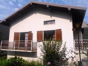 Casa singola in Oneta, Clusone