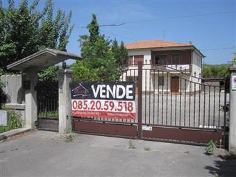 Casa singola in Via Tiburtina Manoppello Scalo, Cepagatti