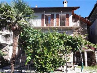 Casa singola, Cossogno, ristrutturata