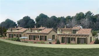 Villa a schiera, Sirolo, in nuova costruzione