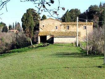 Rustico casale in Roncolla Bivio, Volterra