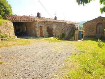 Rustico casale in Via Castello, Serrazzano, Pomarance