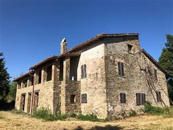 Rustico casale, S.m. Di Lignano, Assisi, da ristrutturare