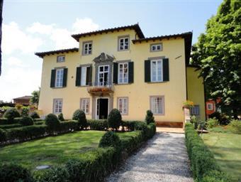Villa, Lucca, ristrutturata