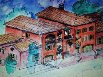 Casa semi indipendente, Bosco, Scandiano, in nuova costruzione