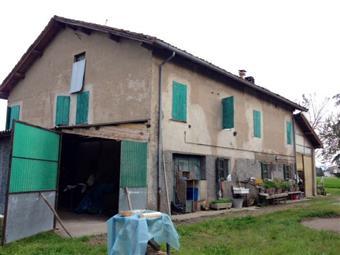 Rustico casale, Gavasseto, Reggio Emilia, abitabile