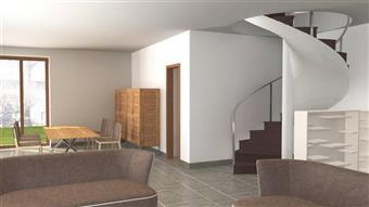 Casa singola, Pontenovo, San Polo D'enza, in nuova costruzione