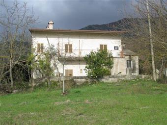 Casa singola, Gioia Sannitica, da ristrutturare