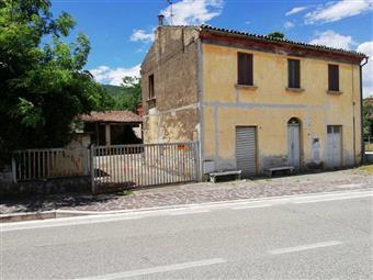 Casa singola in Via Fontanelle, Alvignano