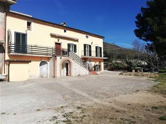 Casa semi indipendente in Via Confine,10, Presenzano