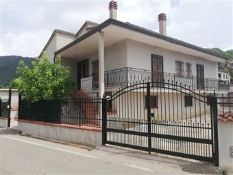 Villa in Via San Paolo, Liberi