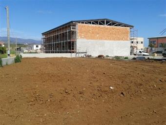 Capannone industriale, Mortilla, Gizzeria, in nuova costruzione