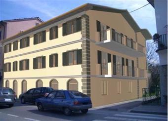 Locale commerciale, San Marco, Lucca, in nuova costruzione