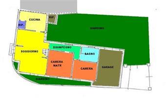Casa semi indipendente, San Michele Di Moriano, Lucca, da ristrutturare