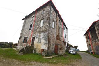 Casa semi indipendente, San Macario In Piano, Lucca, da ristrutturare