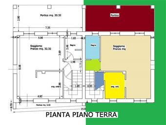 Bifamiliare, Arancio, Lucca, in nuova costruzione